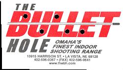 Bullet Hole business card