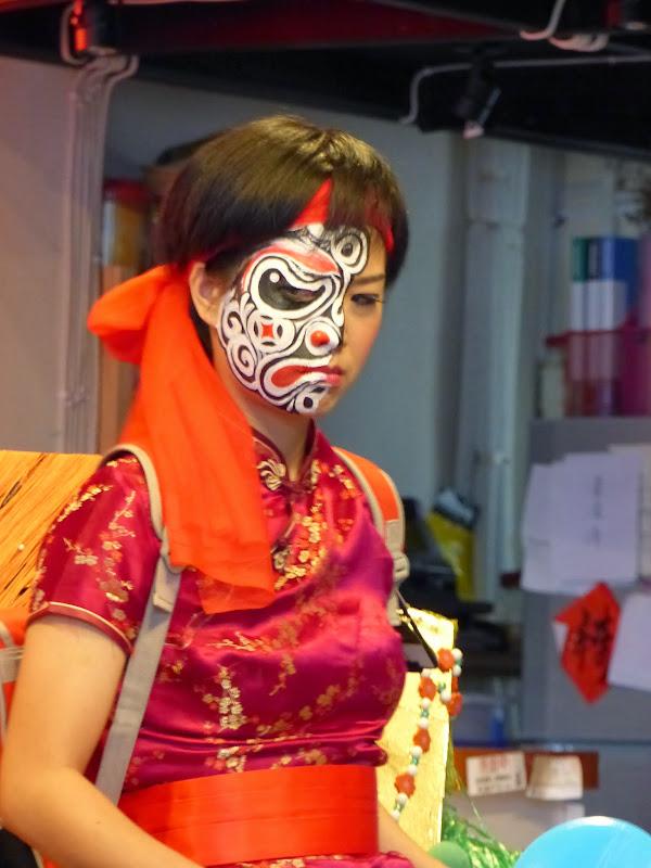 Taipei. Maquillage au Thinker s theater à Di Rua jie 迪化街 - maquillage1%2B019.JPG