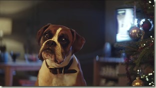 Buster John Lewis christmas video
