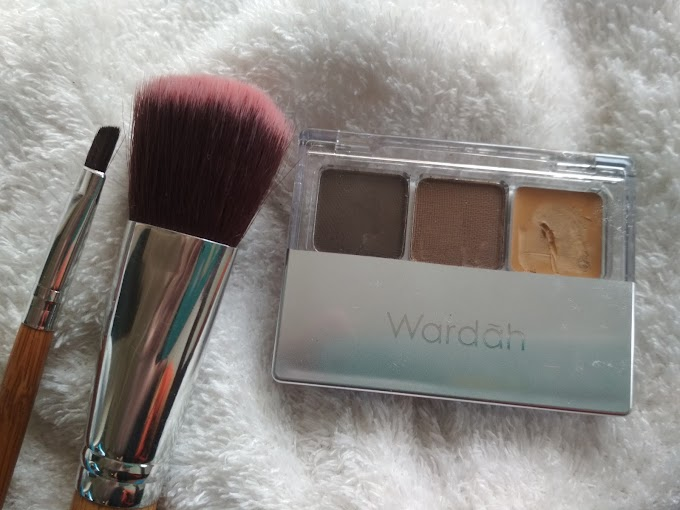 [Review] Wardah Eyebrow Kit