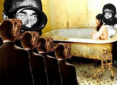 bad bath, by Renée Luth 2012