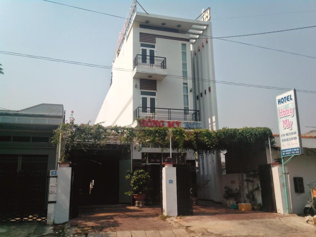 Khách sạn Hồng My Kon Tum