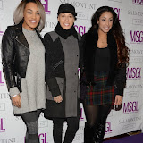 OIC - ENTSIMAGES.COM - Stooshe MediaSkin Gifting Lounge at Salmontini London 19th January 2015Photo Mobis Photos/OIC 0203 174 1069