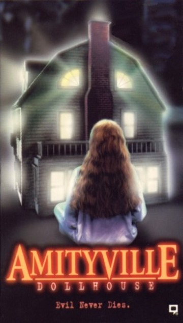 Amityville Dollhouse Republic Vhs Front