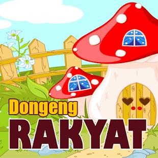 Dongeng Rakyat Indonesia - náhled