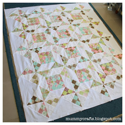 Tula Pink Quilt Top Finished The Crafty Mummy