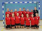 Weibliche D-Jugend Saison 2014/2015