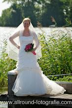 Bruidsreportage (Trouwfotograaf) - Foto van bruid - 014