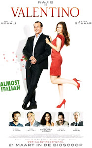 Valentino - Valentino poster