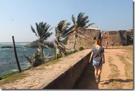 Форт Галле, фортеця Галле