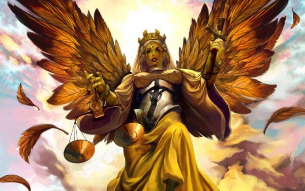Fantasy Heavenly Angel, Angels 1