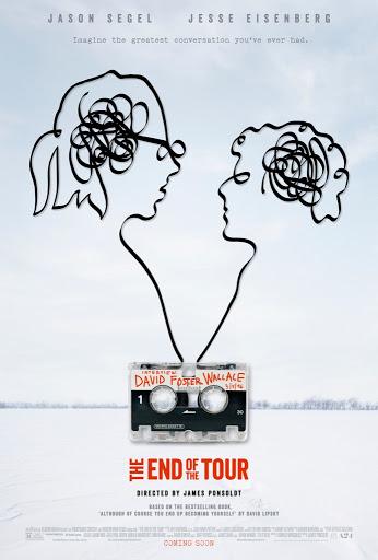 Τέλος Διαδρομής (The End of the Tour) Poster
