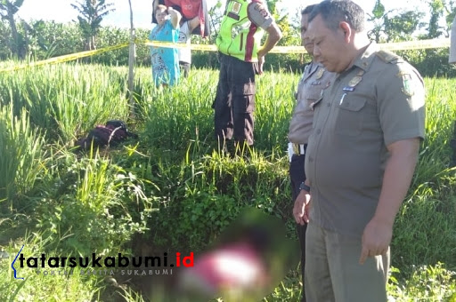 Terungkap Penyebab Kematian Pria Tewas di Cibereum Jalan Jalur Lingkar Selatan Sukabumi