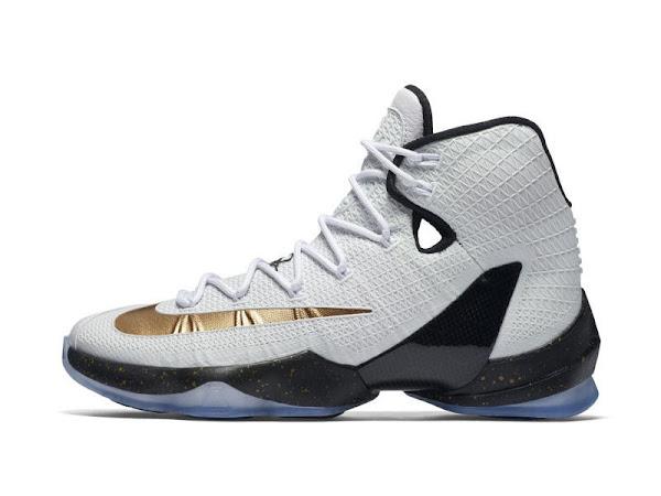 3x Upcoming Nike LeBron 13 Elite  Catalog Images