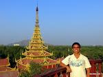 Mandalay Palace, Mandalay  [2013]