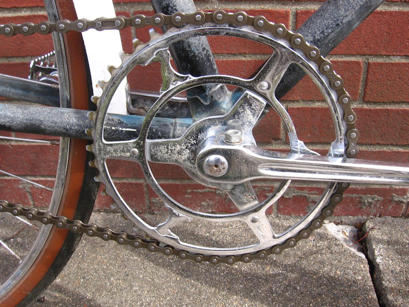 How much is re-chroming roughly? - Bike Forums