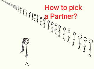 How to pick a Good Partner?