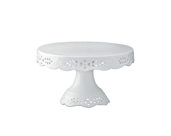Victorian Rose Cake Stand