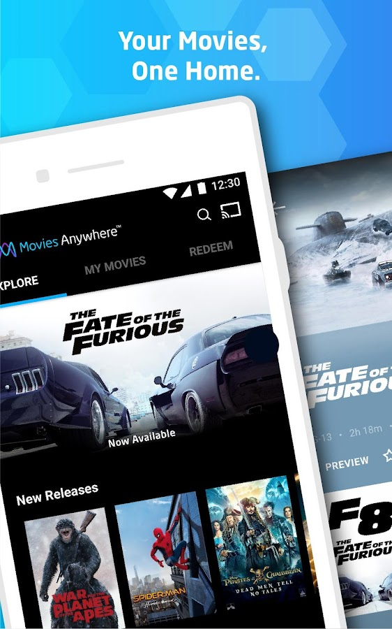 Movies Anywhere - Android Apps on Google Play