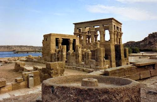 The History Of Philae Temples Facts