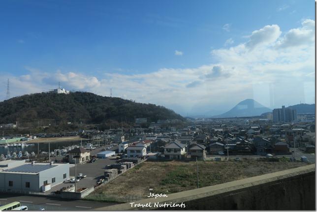 日本四國 高松瀨戶內海大橋到兒島 (51)