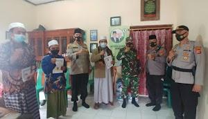 Kapolres Majalengka Sambangi  Tokoh Agama di Kecamatan Jatitujuh