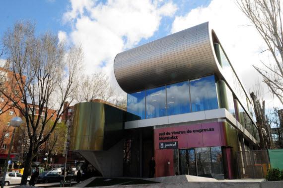 Red de Viveros de Empresas del Ayuntamiento de Madrid