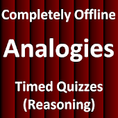 Analogies - 1(Aptitude Quiz)