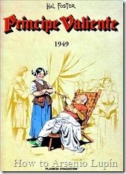 P00013 - Príncipe Valiente (1949)