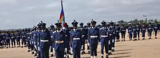 Nigerian Air Force graduates 1,928 recruits