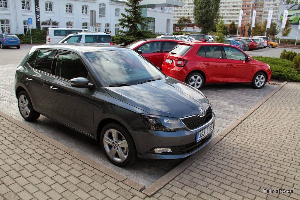 Škoda Fabia 3