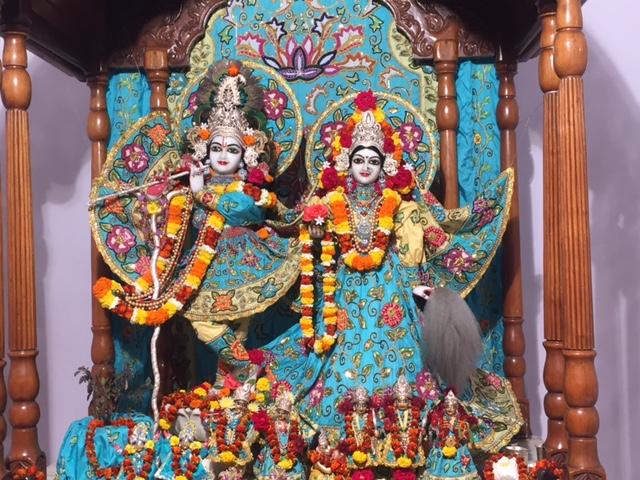 ISKCON Raipur Deity Darshan 04 jan 2017 (8)