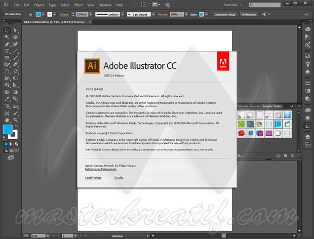 Adobe Illustrator CC 2015 crack