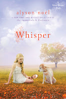 Whisper (Riley Bloom Series, Book 4), By Alyson Noel Cover Artwork