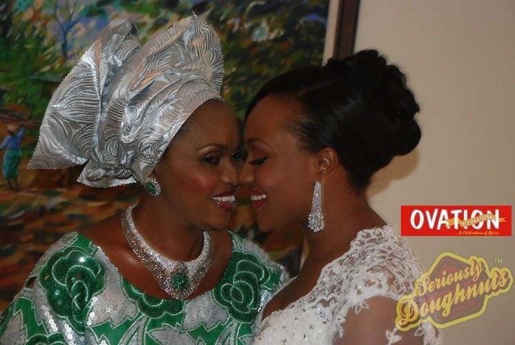 Osinbajos daughter Oludamilola marries Seun Bakare