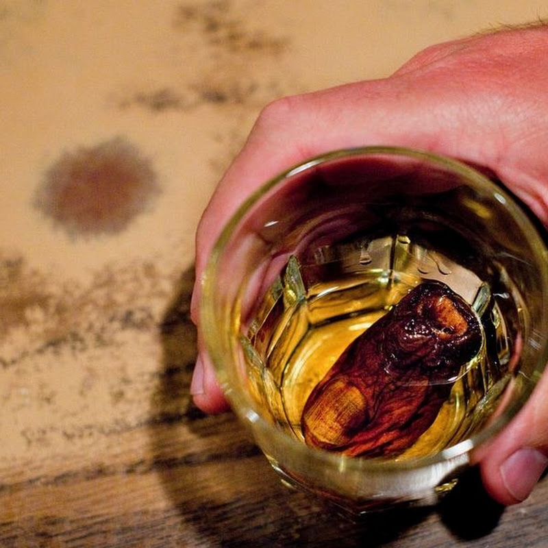 The Sourtoe Cocktail: A Drink Garnished With A Human Toe