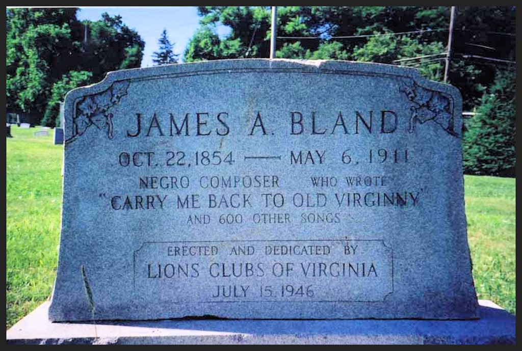 [James+A.+Bland%27s+headstone%5B4%5D]