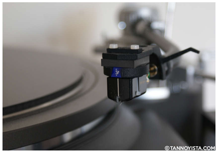 Funk Firm Houdini mounted on the L-07D tonearm