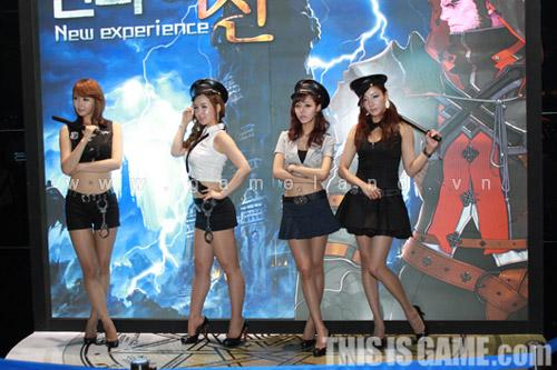 Toàn cảnh lễ hội Dungeon & Fighter Festival 2011 25