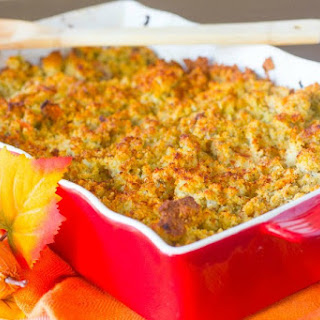 Homemade Cornbread Stuffing