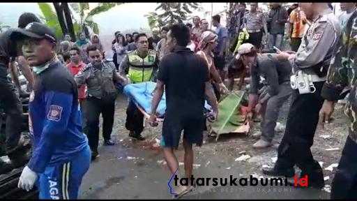Kecelakaan Terburuk di Sukabumi, Korban Tewas Bus Pariwisata Maut Bertambah 21 Orang