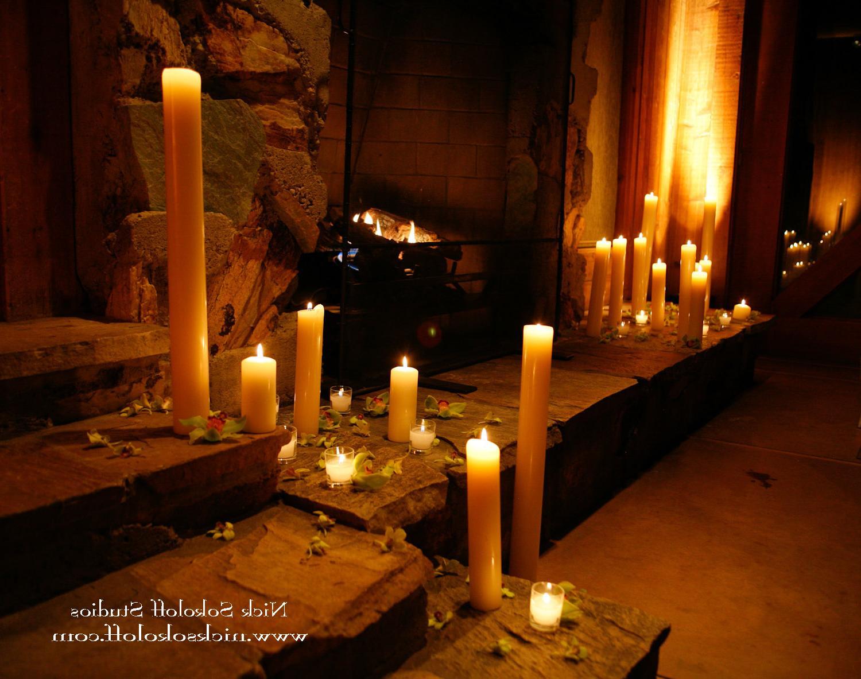 Eddilisa S Blog Candlelight Wedding Ceremonies