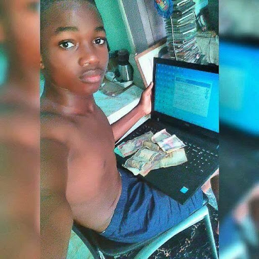 Warri No Dey Carry Last Lol! Maga Just Pay This 10-year-old YahooBoy (Photos)