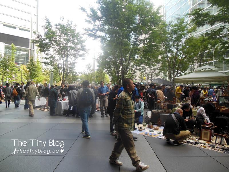 Tokyo/Yurakucho Flea Market October 2015