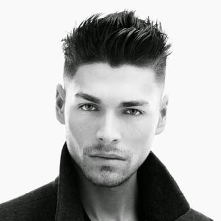 Tipos de pelo corto para hombre