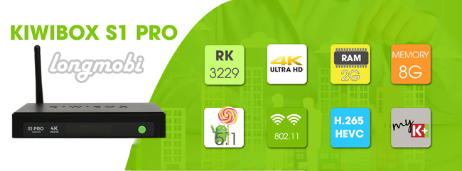 android tv box kiwi s1 pro