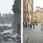 2012-09-15 - Spacer w czasie po Warszawie
