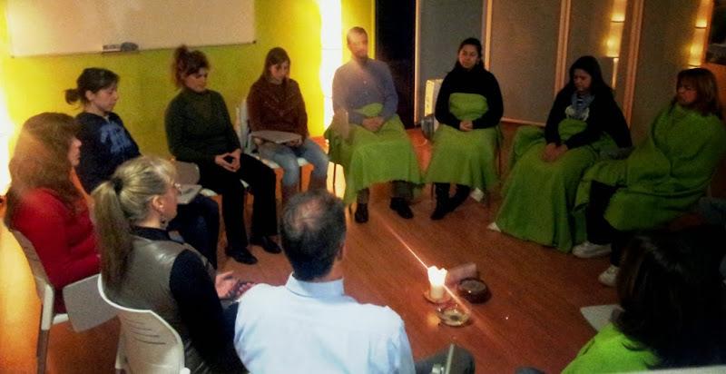 Meditacion Puertas Abiertas