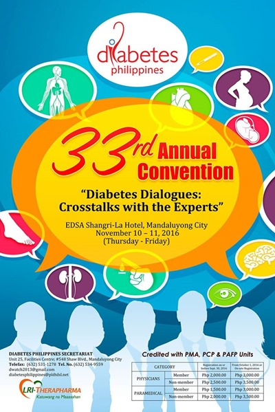 33rd Annual Convention