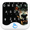 TouchPal Bloody Wolf Keyboard v 6.9.28